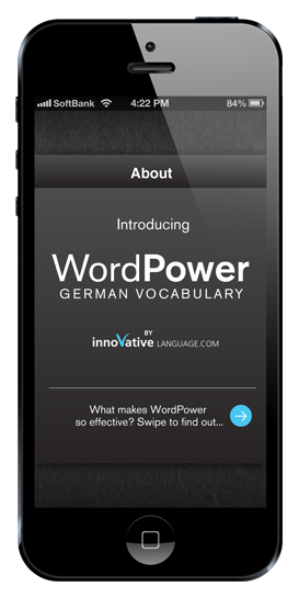Best German Words & Phrases App - WordPower German